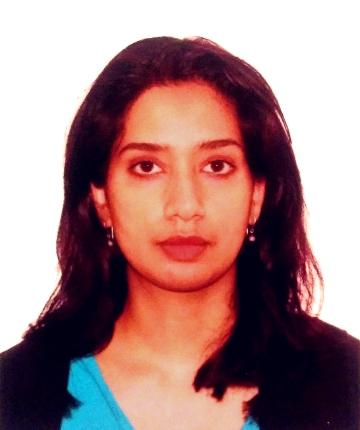 Dr. Poornima Elizabeth Chandy